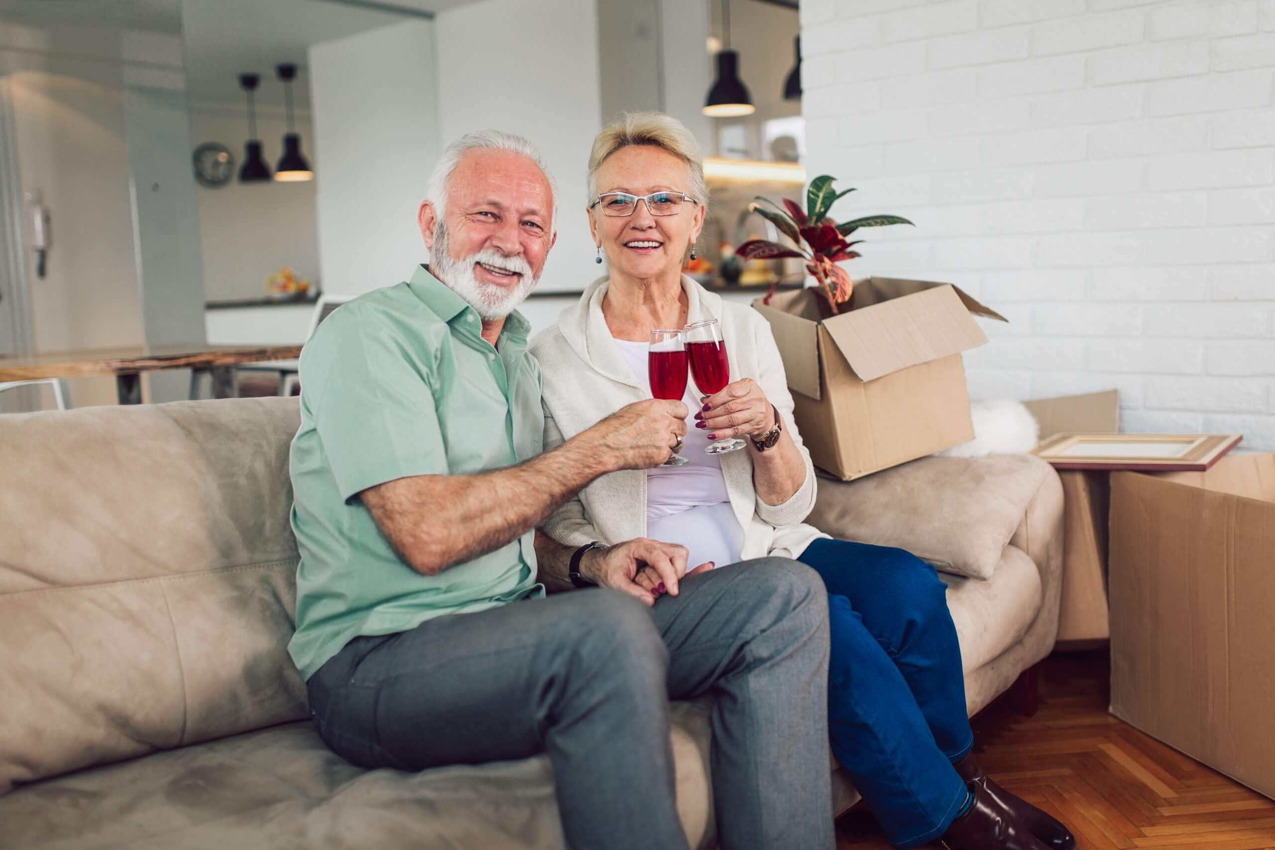 Settling in with senior moving experts