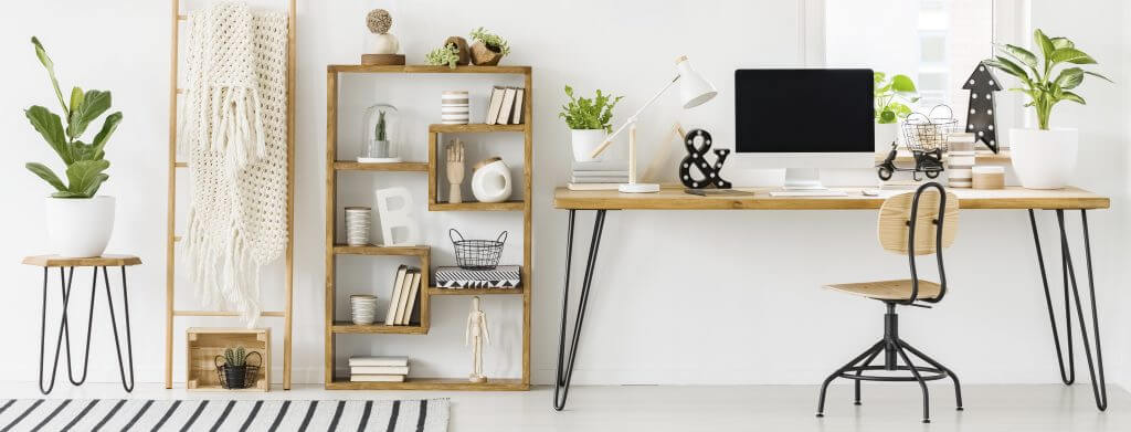 Downsizing your decorative items