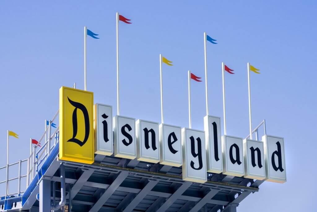 Disneyland is in Orange County, CA