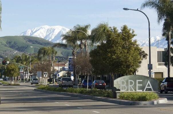 Brea, California