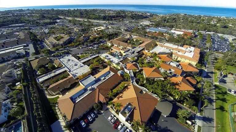 Seacrest Village from Above