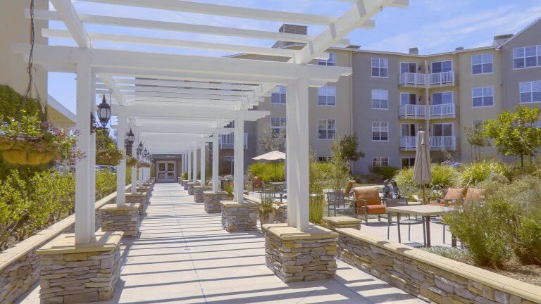 the covington retirement community in aliso viejo california