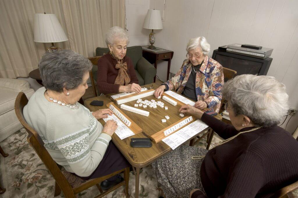 The need to socialize is one of the top 5 reasons seniors move