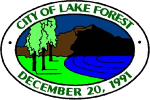 The Seal of Lake Forest California